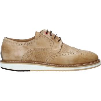 kengät Miehet Derby-kengät Melluso XU16213 Beige