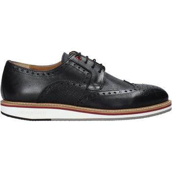 kengät Miehet Derby-kengät Melluso XU16213 Musta