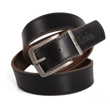 Asusteet / tarvikkeet Miehet Vyöt Lois Reversible Leather Käännettävä musta-ruskea