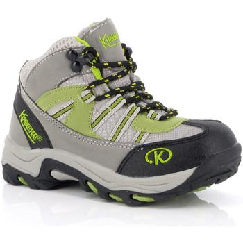 kengät Lapset Vaelluskengät Kimberfeel CAUCASE Vihreä