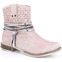 kengät Naiset Nilkkurit Kimberfeel MARGOT Vaaleanpunainen