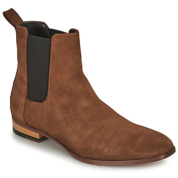 kengät Miehet Bootsit HUGO CULT CHEB Konjakki