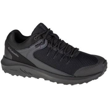 kengät Miehet Vaelluskengät Columbia Trailstorm Waterproof Mustat