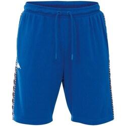 vaatteet Miehet Shortsit / Bermuda-shortsit Kappa Italo Vaaleansiniset