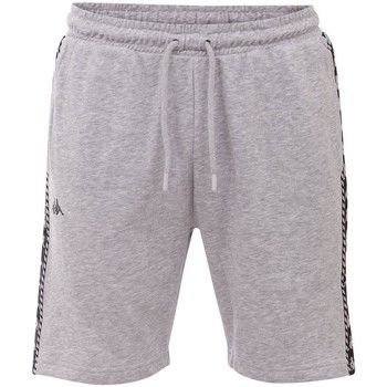 vaatteet Miehet Shortsit / Bermuda-shortsit Kappa Italo Harmaat