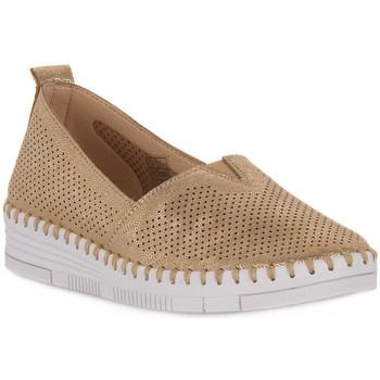 kengät Naiset Mokkasiinit Grunland PLATINO F6 VIVY Grigio