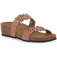 kengät Naiset Sandaalit Grunland CIPRIA 70MEMI Rosa