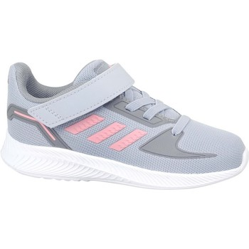 kengät Lapset Juoksukengät / Trail-kengät adidas Originals Runfalcon 20 Harmaat