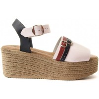 kengät Naiset Sandaalit ja avokkaat Purapiel 70213 WHITE