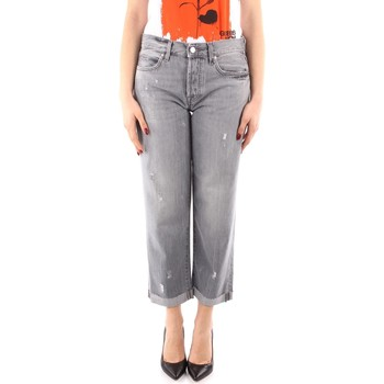 vaatteet Naiset Boyfriend-farkut Roy Rogers P21RND011G0170313 GREY
