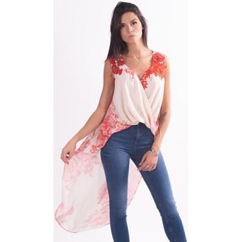 vaatteet Naiset Paitapusero / Kauluspaita Love To Love L17091 Väritön
