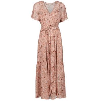vaatteet Naiset Pitkä mekko Betty London OTSANA Vaaleanpunainen