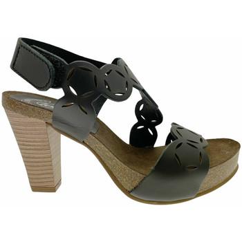 kengät Naiset Sandaalit ja avokkaat Calzaturificio Loren LOJ0846ne nero