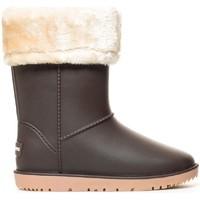 kengät Naiset Nilkkurit Gioseppo Clust chocolate 42244 Ruskea