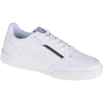 kengät Miehet Matalavartiset tennarit Kappa Marabu Valkoiset