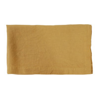 Koti Pöytäliina Côté Table BASIC Keltainen / Curry