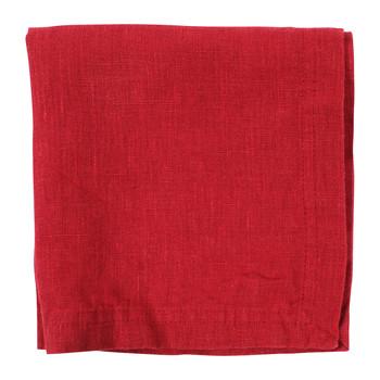 Koti Lautasliina Côté Table BASIC Punainen