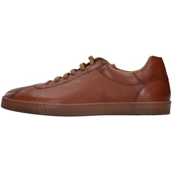 kengät Miehet Matalavartiset tennarit Rossano Bisconti 353-01 BROWN