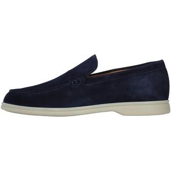 kengät Miehet Mokkasiinit Rossano Bisconti 358-02 BLUE