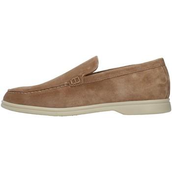 kengät Miehet Mokkasiinit Rossano Bisconti 358-02 BROWN