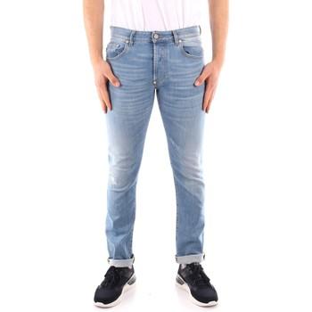 vaatteet Miehet Slim-farkut Blauer 21SBLUP03402 BLUE