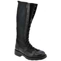 kengät Naiset Nilkkurit OXS  Musta