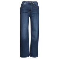 vaatteet Naiset Bootcut-farkut Pepe jeans LEXA SKY HIGH Sininen