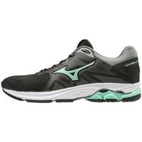 kengät Naiset Juoksukengät / Trail-kengät Mizuno Wave Kizuna Mustat, Grafiitin väriset