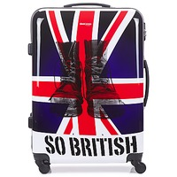Matkalaukut David Jones UNION JACK 83L