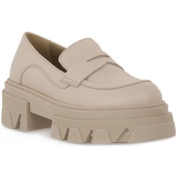 kengät Naiset Mokkasiinit Priv Lab VITELLO BEIGE Beige