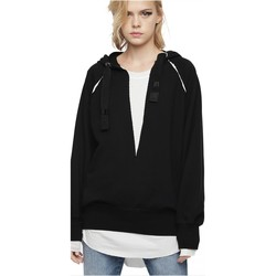 vaatteet Naiset Svetari Diesel F-BLEIKE Musta