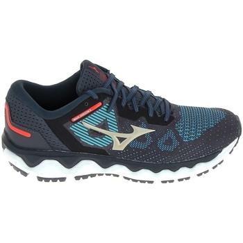 kengät Juoksukengät / Trail-kengät Mizuno Wave Horizon 5 Bleu Sininen