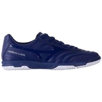 kengät Miehet Fitness / Training Mizuno Morelia Sala Classic Tummansininen