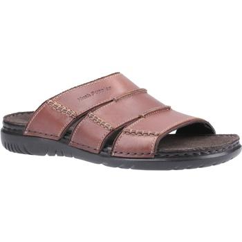 kengät Miehet Sandaalit Hush puppies  Brown