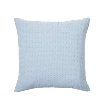Koti Tyynynpäälliset Broste Copenhagen DOT Sininen / Taivaansininen