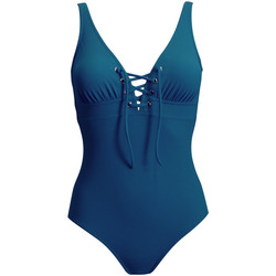 vaatteet Naiset Yksiosainen uimapuku Laura Beach 991388-C18 Sininen
