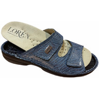 kengät Naiset Sandaalit Calzaturificio Loren LOM2829sjeans blu