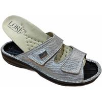 kengät Naiset Sandaalit Calzaturificio Loren LOM2829zsabbia blu