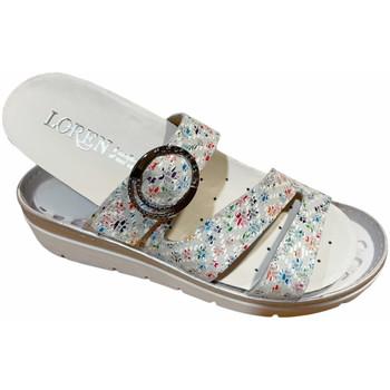 kengät Naiset Sandaalit Calzaturificio Loren LOR5536multi grigio