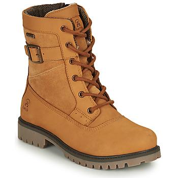 kengät Naiset Bootsit KAMIK ROGUE MID Kamelinruskea