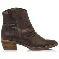 kengät Naiset Nilkkurit MTNG Cleo 58963 Ruskea