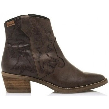 kengät Naiset Nilkkurit MTNG Cleo 58963 Brown