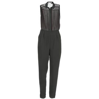 vaatteet Naiset Jumpsuits / Haalarit BCBGeneration EGLANTINE Black