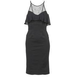 vaatteet Naiset Lyhyt mekko BCBGeneration ATHENAIS Black