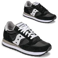 kengät Matalavartiset tennarit Saucony JAZZ ORIGINAL Musta / Valkoinen
