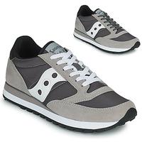 kengät Matalavartiset tennarit Saucony JAZZ ORIGINAL Harmaa / Valkoinen