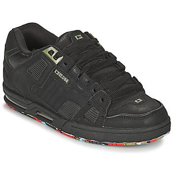kengät Miehet Skeittikengät Globe SABRE Musta / Sininen