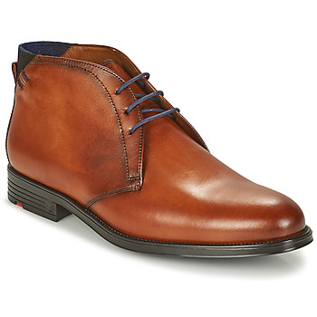 kengät Miehet Bootsit Lloyd PATRIOT Konjakki