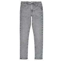 vaatteet Tytöt Skinny-farkut Pepe jeans PIXLETTE HIGH Harmaa