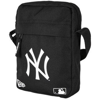 laukut Urheilulaukut New-Era NY Yankes Side Bag Musta